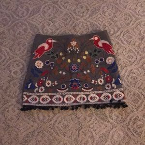 Altar'd State worn once skirt.